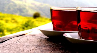 دو فنجان چای